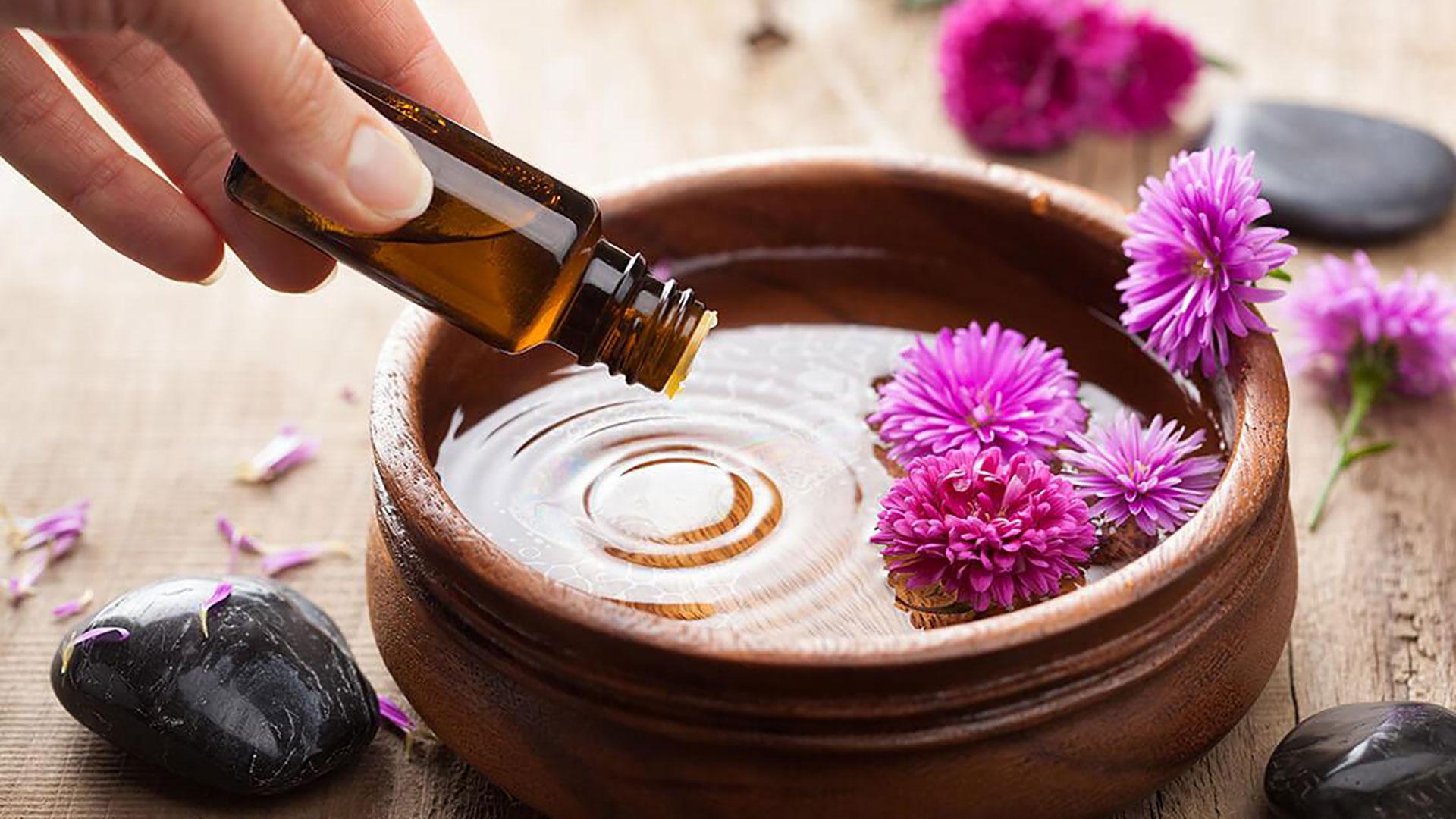 Come funziona l'aromaterapia