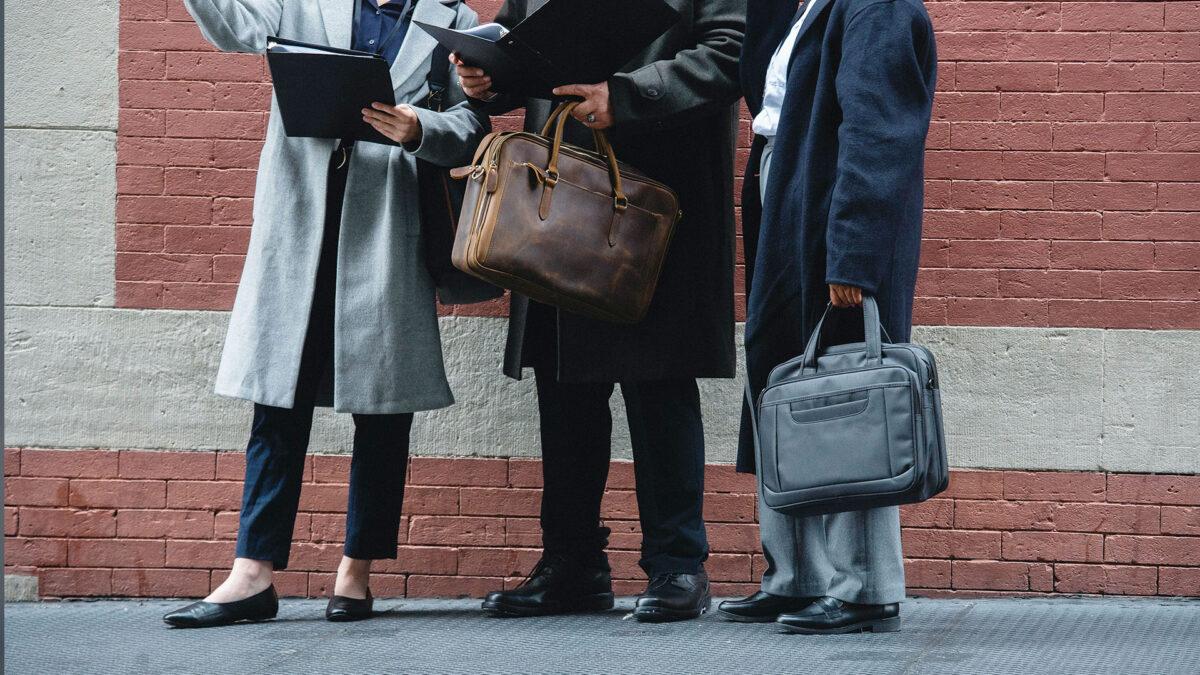 Borse business firmate: ad ogni stile la sua ventiquattrore