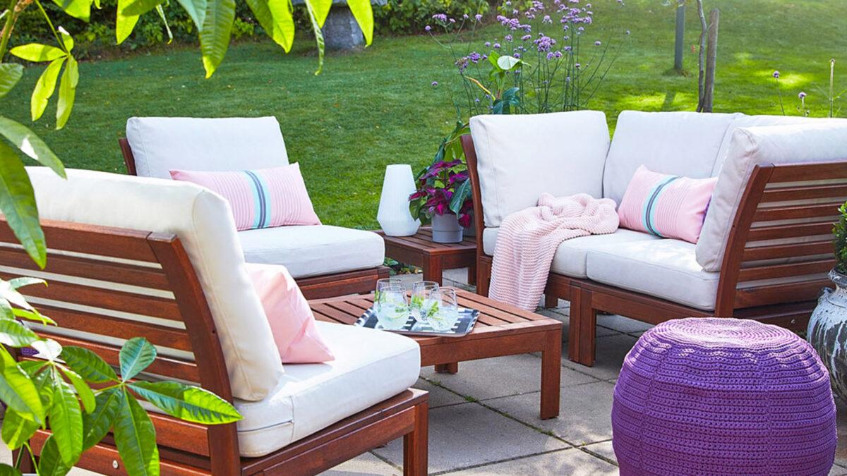 Design arredo giardino: sei pronto per stare all'aria aperta?