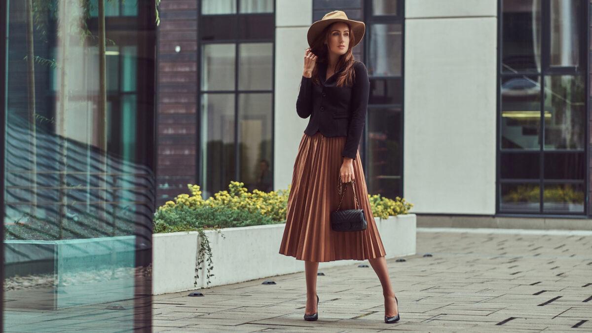 Gonna lunga in primavera: 3 outfit che dovresti copiare per ogni occasione