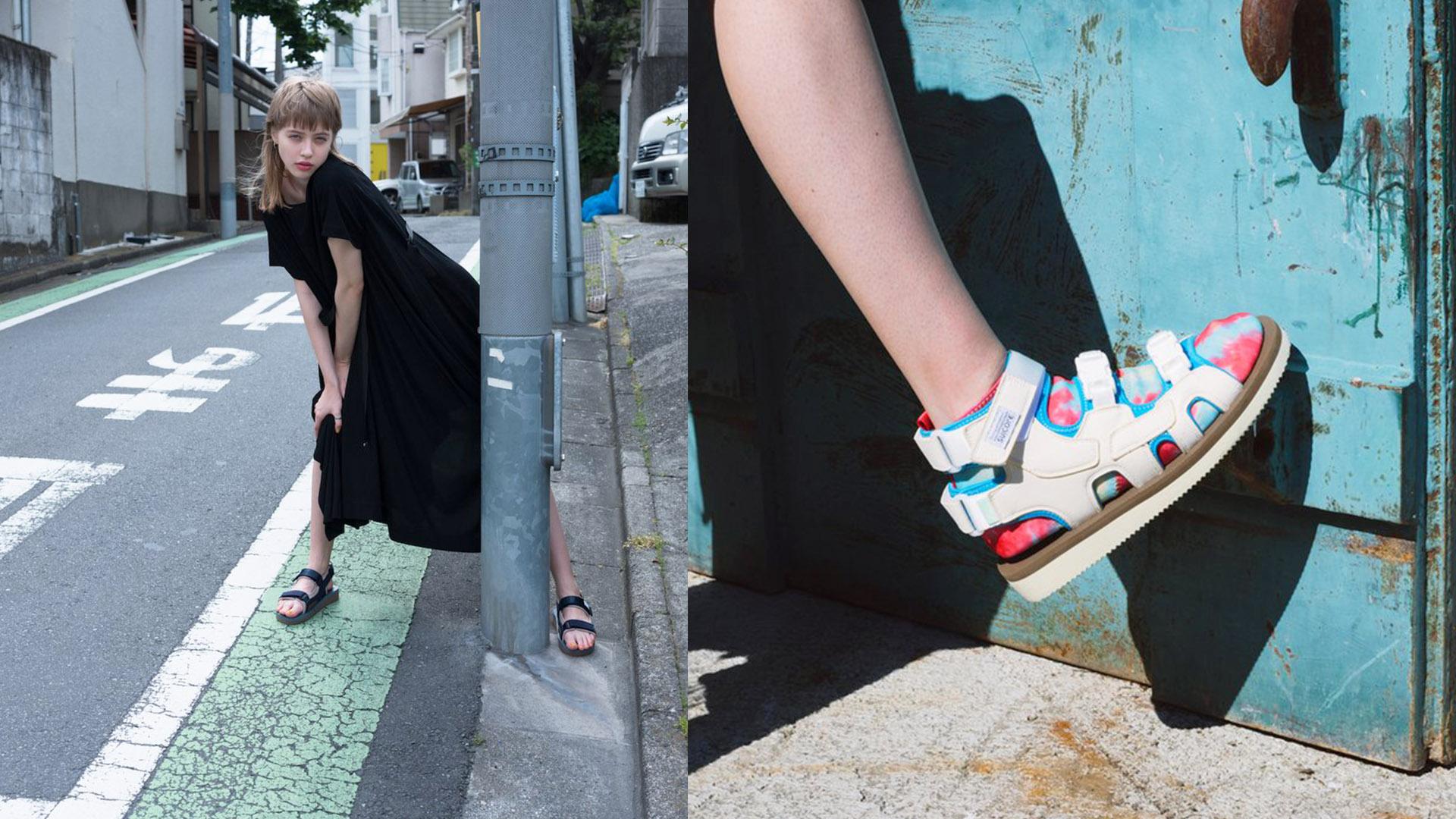 Sandali Suicoke: la tradizione e il design giapponese diventano cool