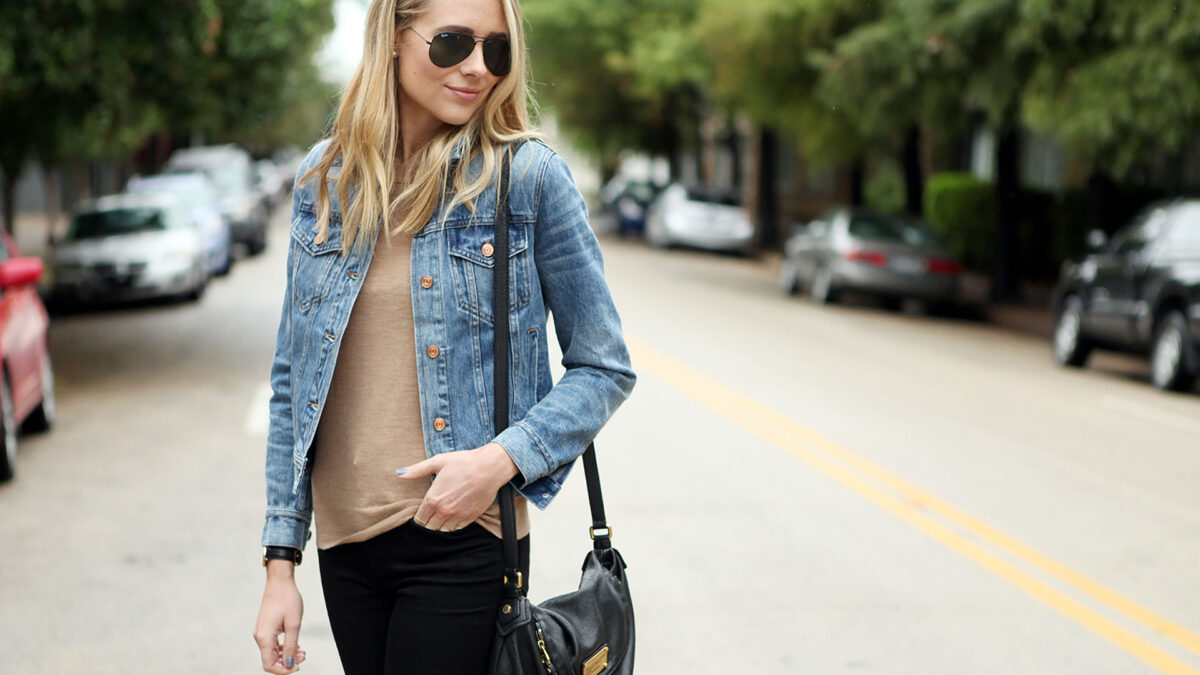 Scopri come abbinare la tua giacca di jeans in 3 look senza sbagliare