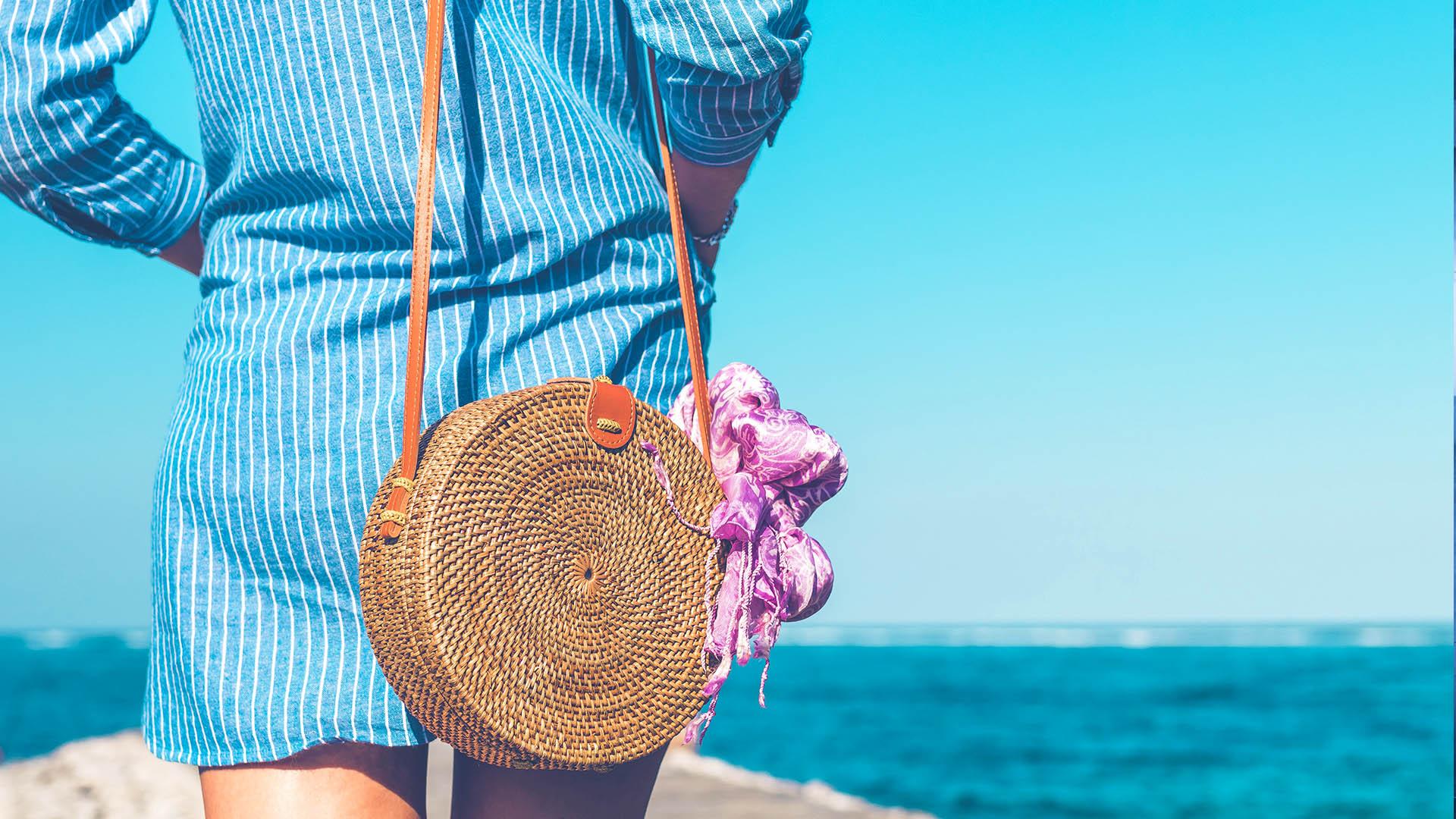 Borse ecosostenibili estate: in carta o in jeans per lui, per lei, per te