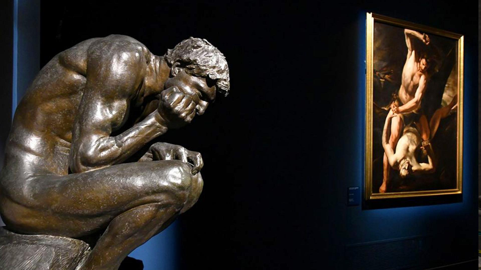 Dante 700: a Forlì la mostra che celebra la visione di Dante nell'arte