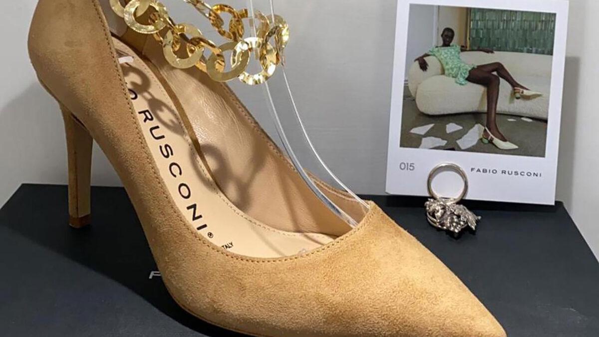 Fiorenza è la prima scarpa gioiello made in Florence