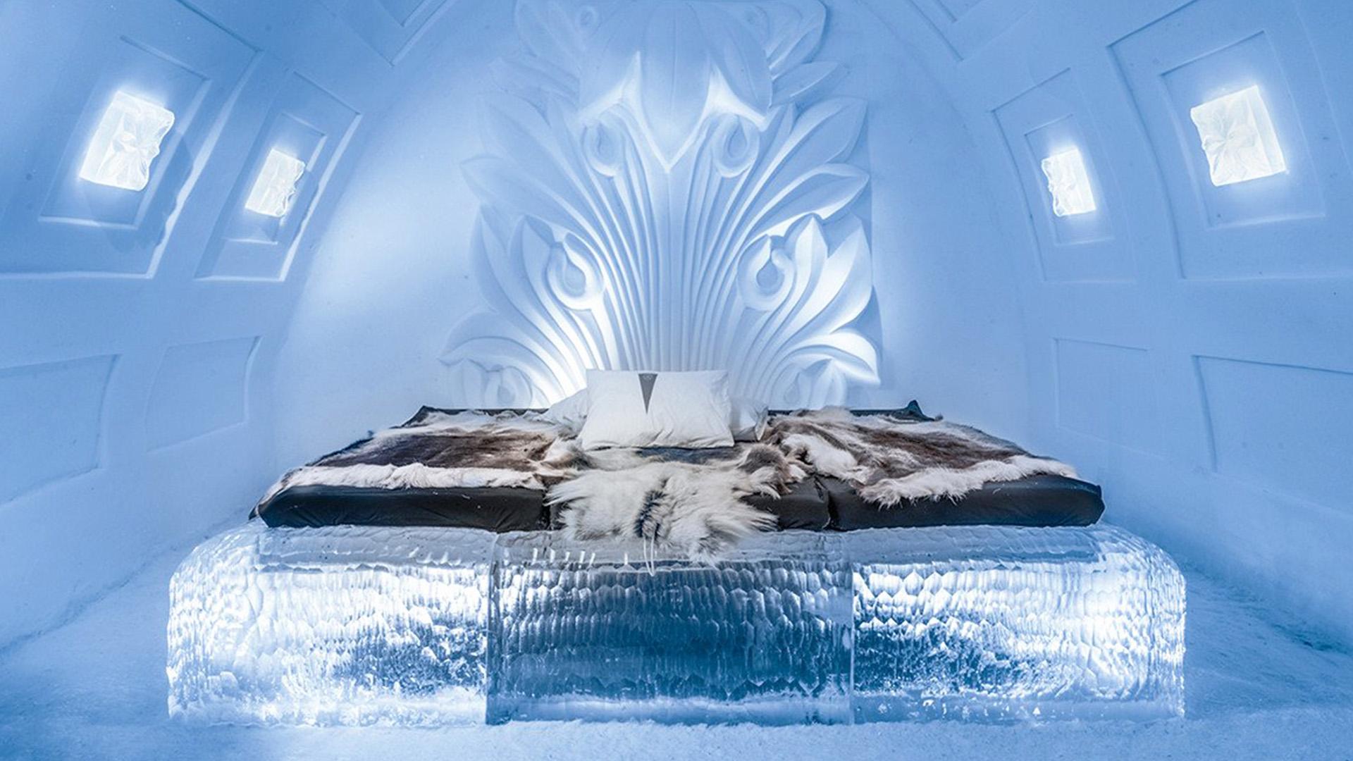 Hotel più strani al mondo: da quello di Minecraft alle stanze di Hogwarts