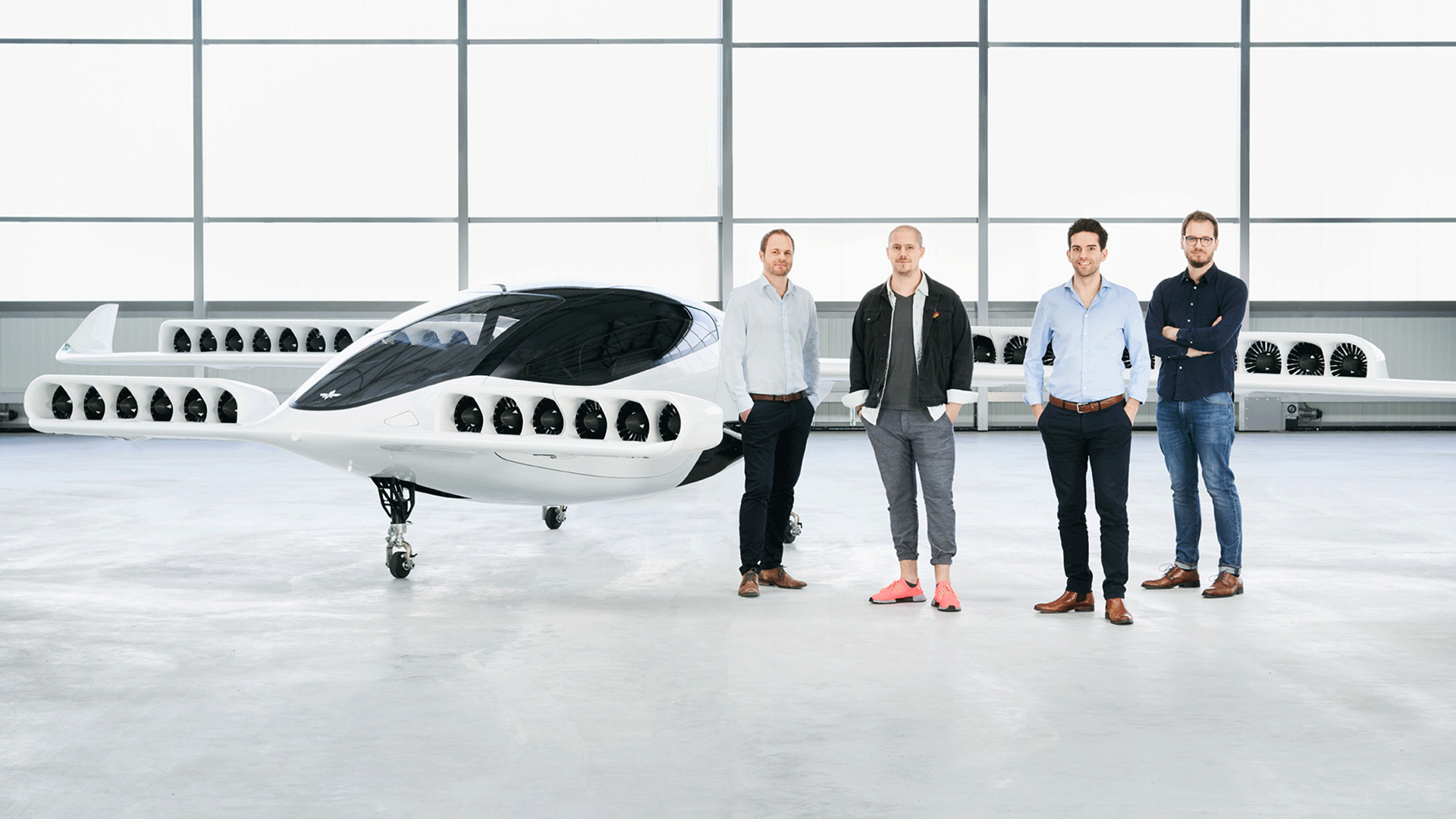 Lilium taxi volante elettrico: la forma di trasporto della startup tedesca