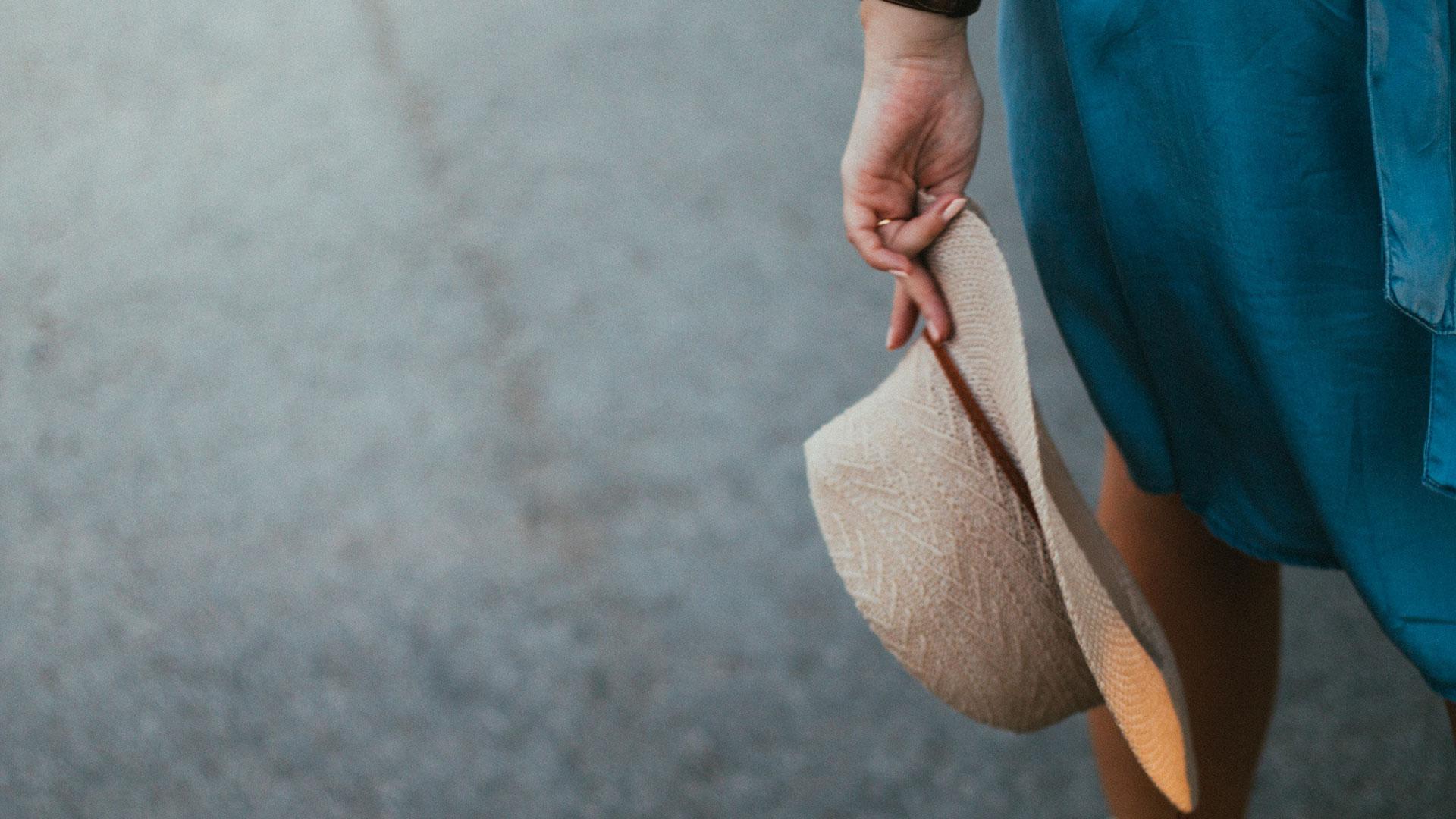 modelli cappelli di paglia