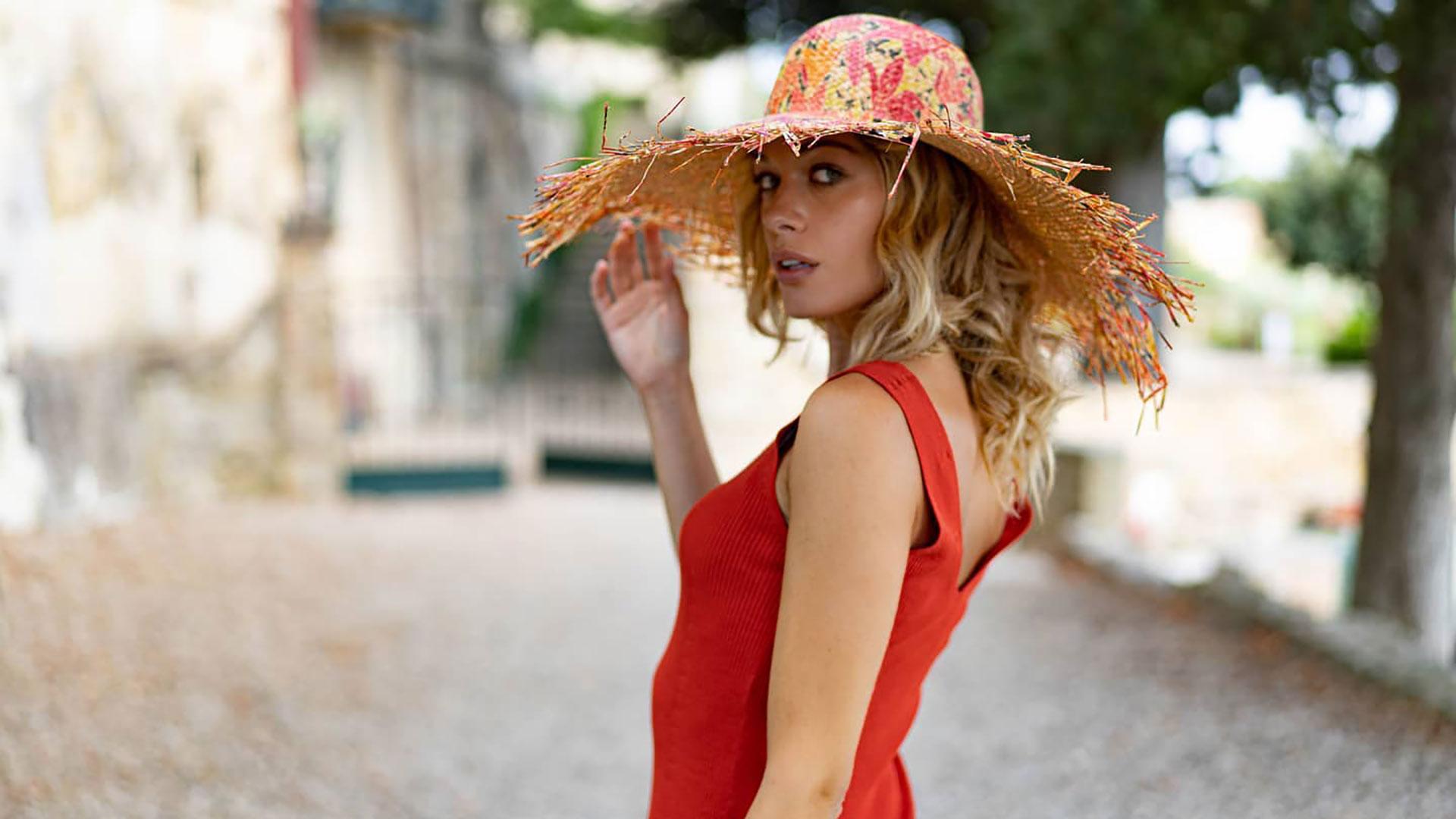 cappello scelta di stile