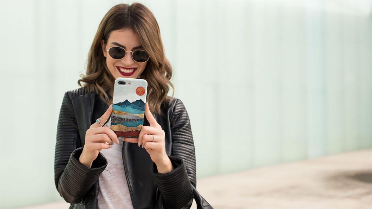 Dusk occhiali da sole regolabili dallo smartphone