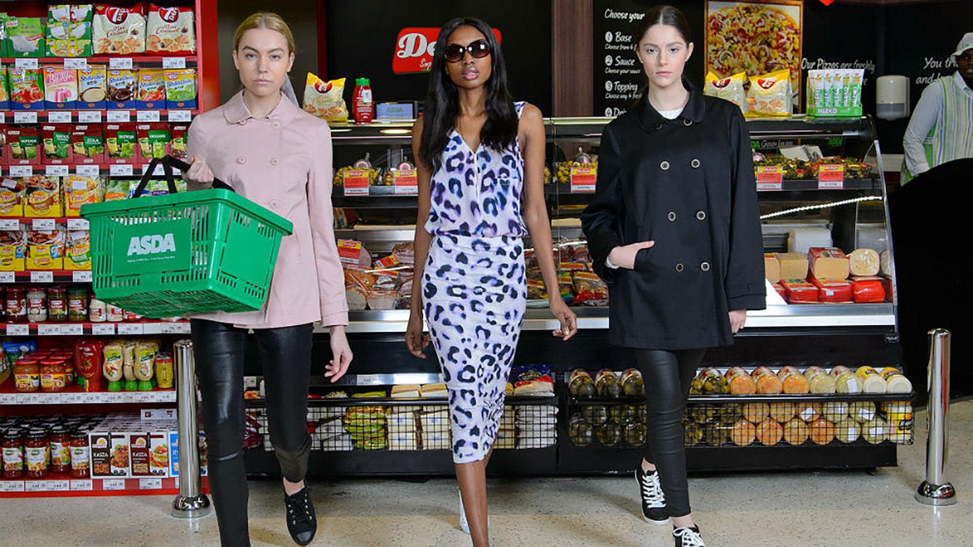 I supermercati che scommettono sulla moda