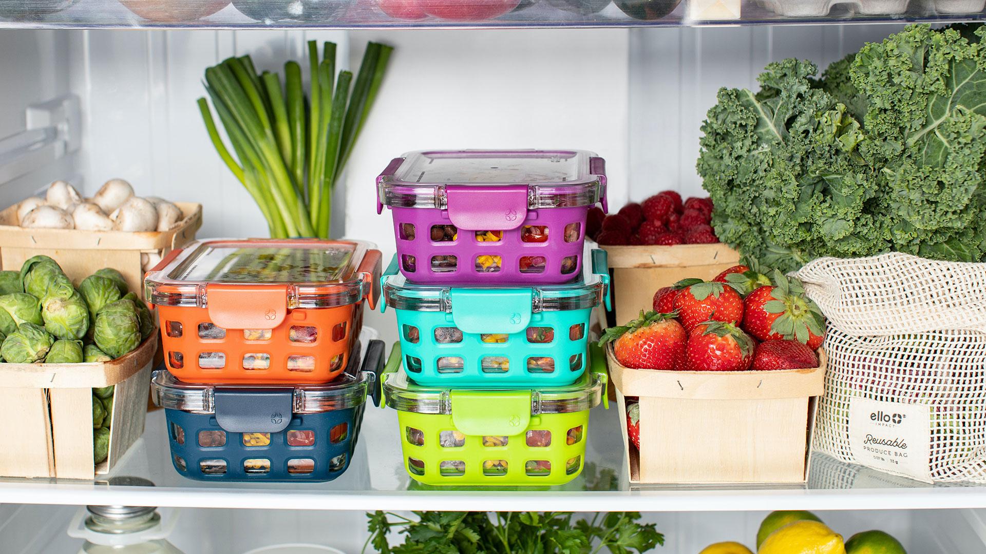 Organizza il frigorifero