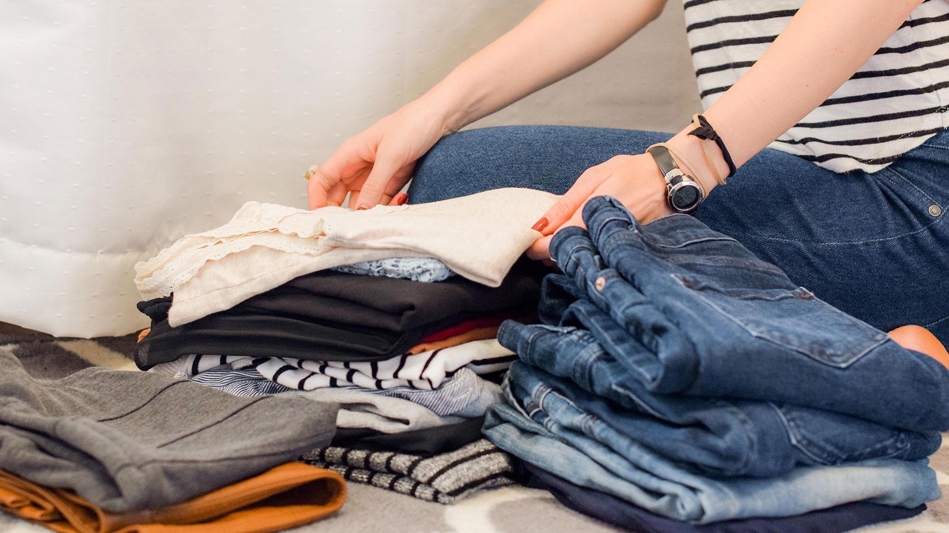 Come creare un guardaroba minimale